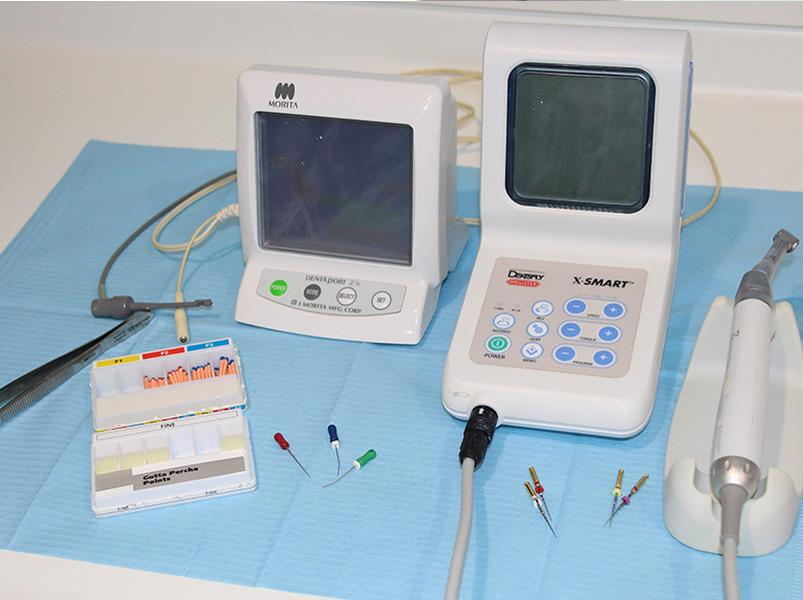 Endodoncia mecanizada